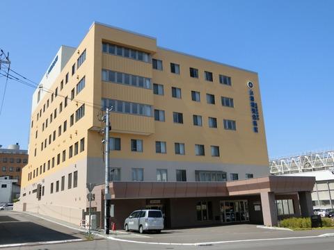 Otaru_Ekisaikai_Hospital