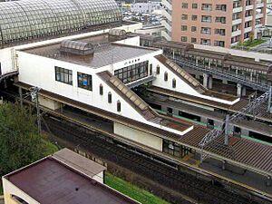 300px-北広島駅概観