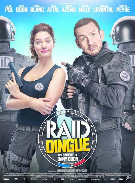 フランス特殊部隊RAID : 暗闇の...
