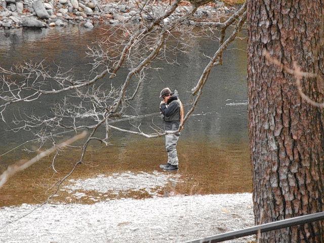 最後の釣り人