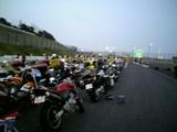 バイクパレード1