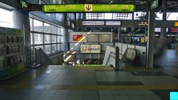 品川駅 1