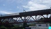 白糸川橋梁 1