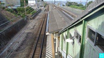 根府川駅 15