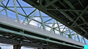 利根川橋梁 4