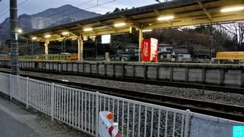 横瀬駅 14