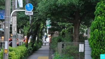 大泉中学校前 3