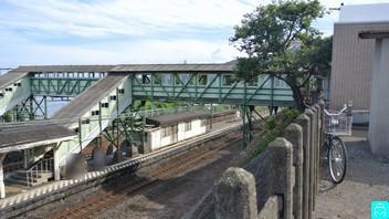 根府川駅 14