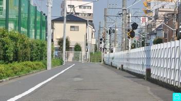 上石神井 4 号踏切 10