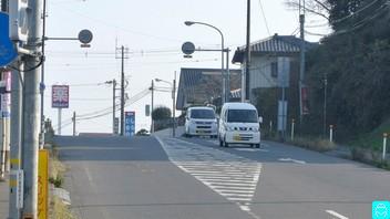 磯浜さくら坂通り 2