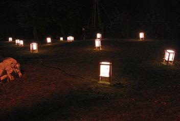 江の島灯籠 3