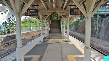 根府川駅 19
