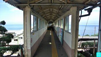 根府川駅 12
