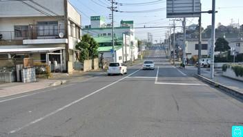 磯浜さくら坂通り 3