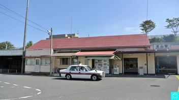 流山駅 9