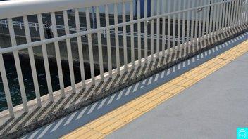 八景島駅歩道橋 7