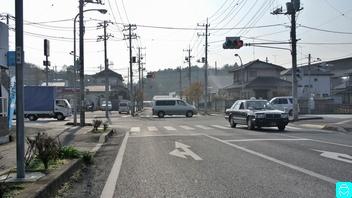 大洗駅前通り 2