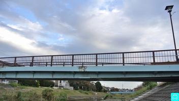 前通り橋 7