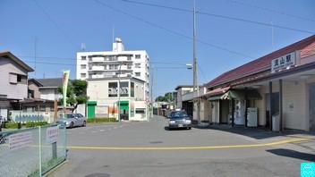 流山駅 8