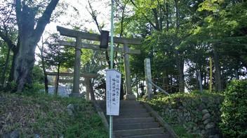 仙波氷川神社