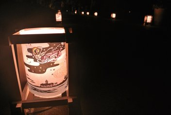 江の島灯籠 2