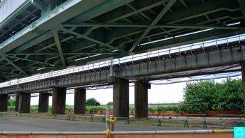 利根川橋梁 2