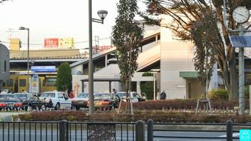 小平駅 3