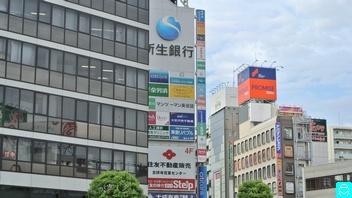 吉祥寺駅 9