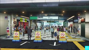 07-1450 武蔵境駅
