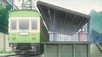 07:30 和田塚駅
