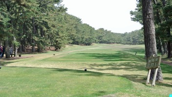 大洗ゴルフ倶楽部 9