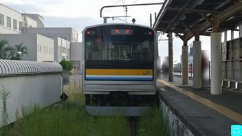 海芝浦駅 2
