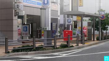 07-1305 取手駅東口
