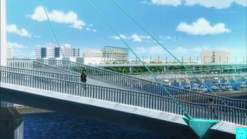 01-1741 八景島駅歩道橋