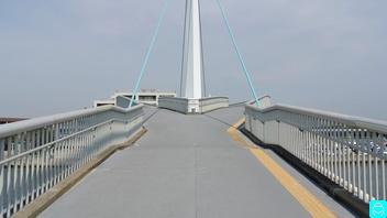 八景島駅歩道橋 6