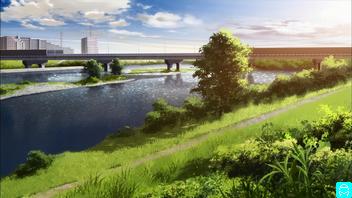 01-1509 多摩川