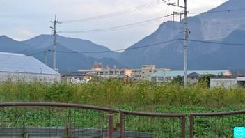 横瀬中学校付近 2