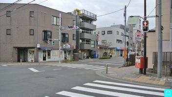 武蔵境通り 1