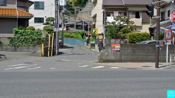 金沢八景南口交差点