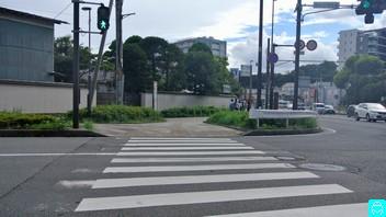 瀬戸神社前交差点 1