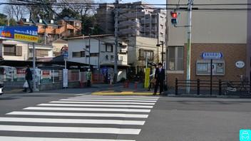 夏島貝塚通り 2