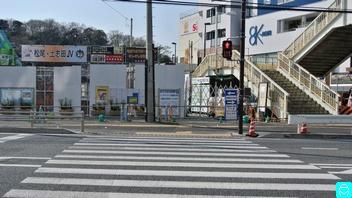金沢八景駅前交差点 3