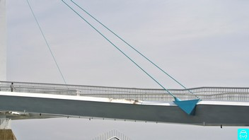 八景島駅歩道橋 2