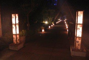 江の島灯籠 1