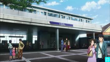 01-1735 八景島駅