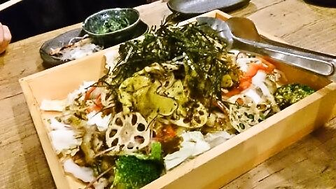 02_根菜サラダ