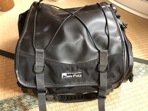 タナックスミニフィールドシートバッグ