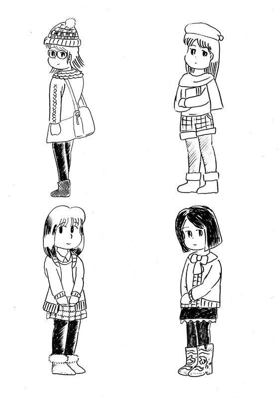 ガールズコレクション *京都ComiCon編 2*