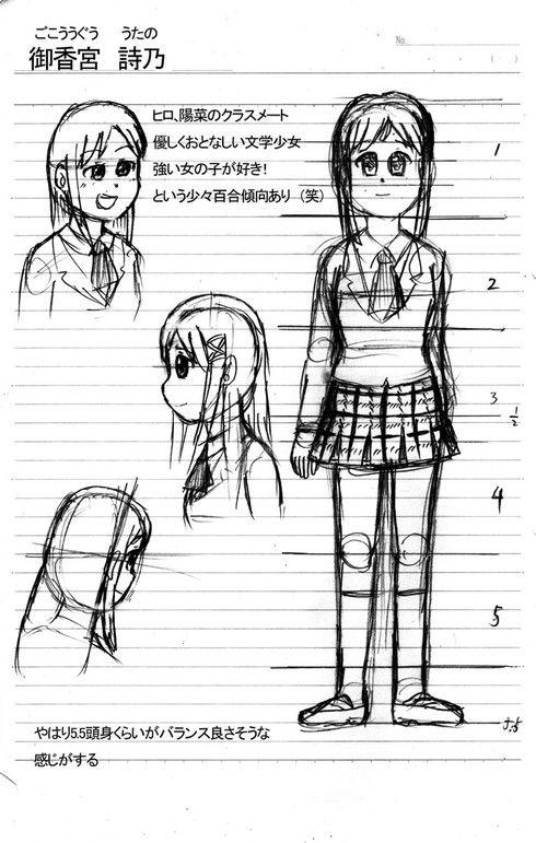 役に立たない漫画教室~ デッサン編4