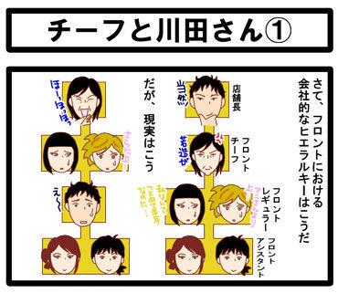 チーフと川田さん11
